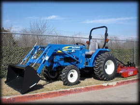 New Holland Attachments